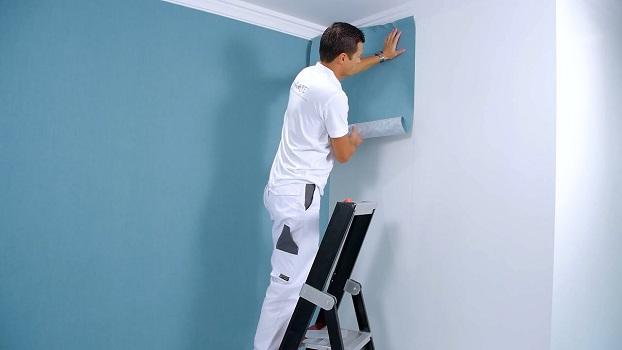 Alle decoratiewerken (behang-, schilder- en vloerbekledingswerken)